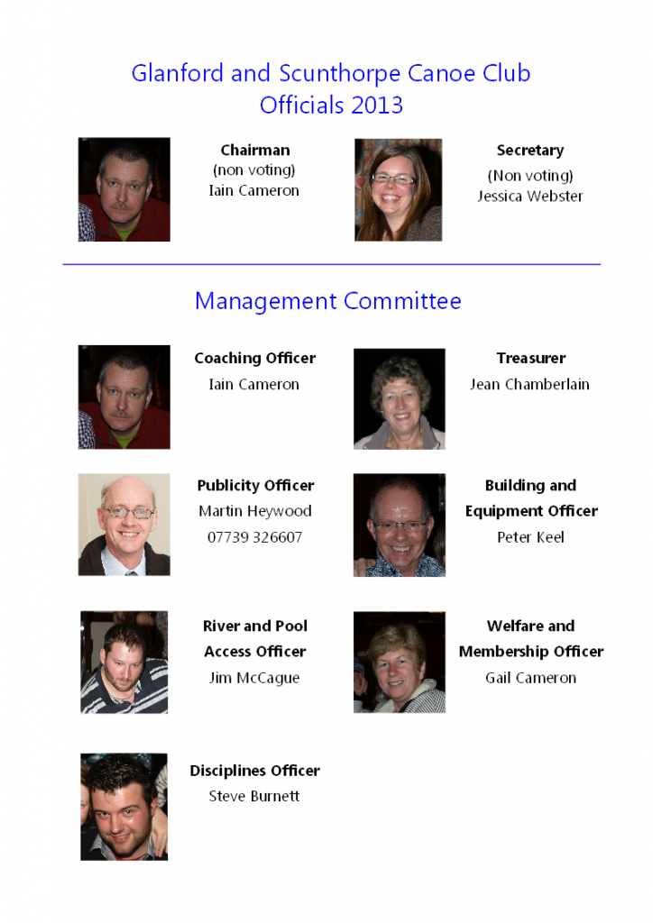 committee 2013