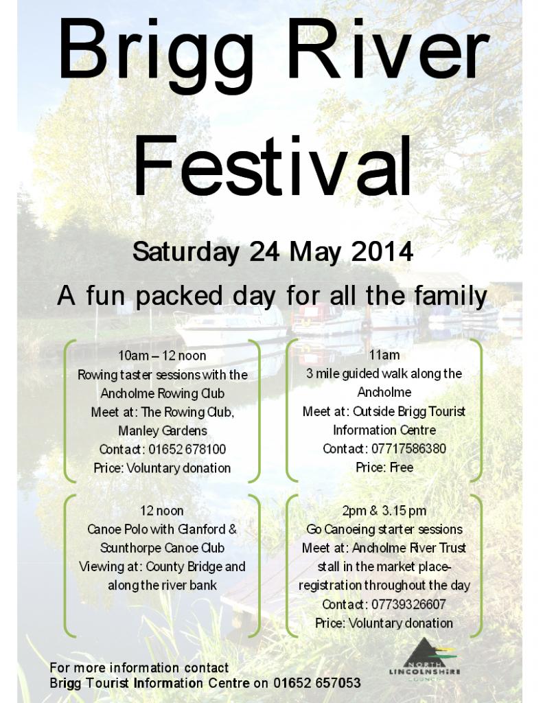 brigg river festival