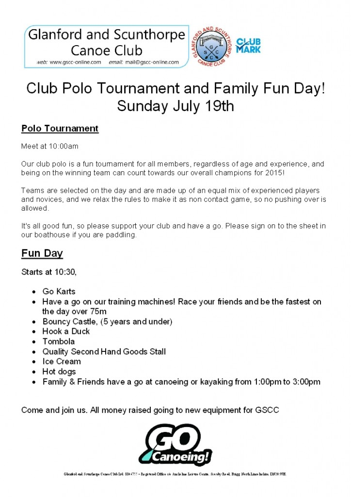 Club polo and fun day